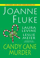 Cover image for Candy cane murder