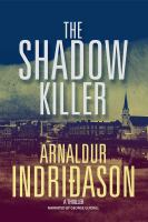 Cover image for The shadow killer