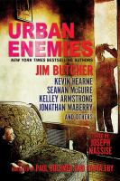 Imagen de portada para Urban enemies [sound recording CD]