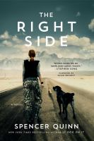 Cover image for The right side [sound recording CD] : a novel