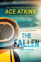 Cover image for The fallen. bk. 7 [sound recording CD] : Quinn Colson series