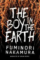 Cover image for The boy in the earth [sound recording CD]
