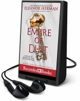 Cover image for Empire of dust. bk. 2 [Playaway] : Blood of gods and royals series