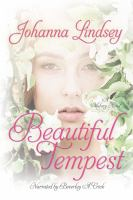 Cover image for Beautiful tempest. bk 12 [sound recording CD] : Malory family series