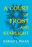 Cover image for A court of frost and starlight. bk. 4 [sound recording CD] : Court of thorns and roses series