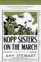 Imagen de portada para Kopp Sisters on the march. bk. 5 [sound recording CD] : Kopp Sisters series