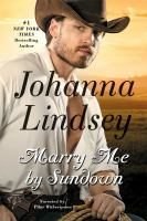 Cover image for Marry me by sundown