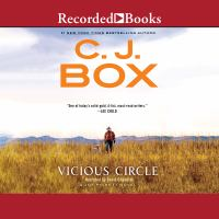 Cover image for Vicious circle. bk. 17 [sound recording CD] : Joe Pickett series