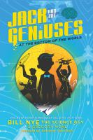 Imagen de portada para At the bottom of the world. bk. 1 [sound recording CD] : Jack and the geniuses series