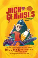 Imagen de portada para In the deep blue sea. bk. 2 [sound recording CD] : Jack and the geniuses series