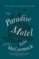 Cover image for The paradise motel