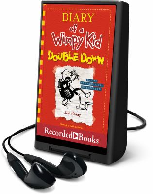 Cover image for Diary of a wimpy kid [Playaway]. bk. 11 : Double down