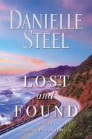 Cover image for Lost and found [sound recording CD] : a novel