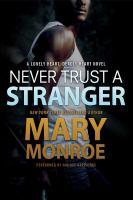 Cover image for Never trust a stranger