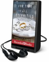 Cover image for For time and all eternities. bk. 3 [Playaway] : Linda Wallheim series