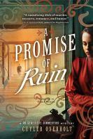 Imagen de portada para A promise of ruin. bk. 2 [sound recording CD] : Dr. Genevieve Summerford series