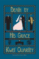 Cover image for Death by his grace