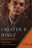 Cover image for Chester B. Himes