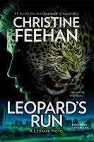 Cover image for Leopard's run. bk. 11 [sound recording CD] : Leopard people series