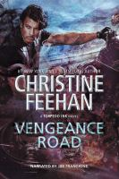 Cover image for Vengeance road. bk. 2 [sound recording CD] : Torpedo Ink series