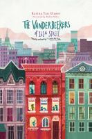 Cover image for The Vanderbeekers of 141st Street [sound recording CD]