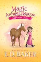 Cover image for Maggie and the unicorn