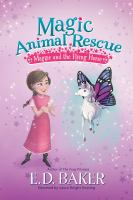 Cover image for Magic animal rescue maggie and the flying horse