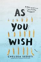 Imagen de portada para As you wish