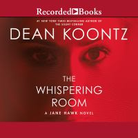 Cover image for The whispering room. bk. 2 [sound recording CD] : Jane Hawk series