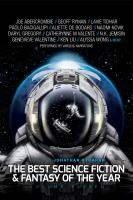 Imagen de portada para The best science fiction and fantasy of the year. Vol. 11