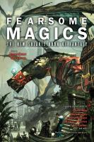 Cover image for Fearsome magics the new solaris book of fantasy 2.