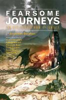 Cover image for Fearsome journeys [sound recording CD] : the new Solaris book of fantasy