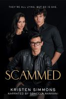 Cover image for Scammed. bk. 2 [sound recording CD] : Vale Hall series