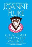 Cover image for Chocolate cream pie murder. bk. 24 [sound recording CD] : Hannah Swensen series