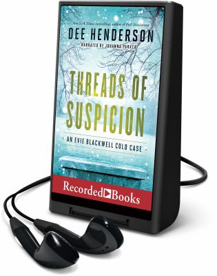 Cover image for Threads of suspicion. bk. 2 [Playaway] : Evie Blackwell cold case series