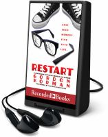 Cover image for Restart [Playaway]