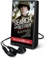 Cover image for Search and destroy [Playaway]