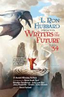 Imagen de portada para Writers of the future. Volume 34