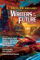 Cover image for Writers of the future. Volume 31
