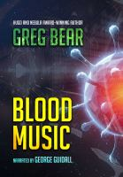 Cover image for Blood music