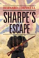 Cover image for Sharpe's escape the Bussaco Campaign, 1810