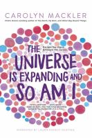 Imagen de portada para The universe is expanding and so am I. bk. 2 [sound recording CD] : Virginia Shreves series