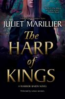 Cover image for The harp of kings. bk. 1 [sound recording CD] : Warrior Bards series