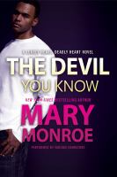 Cover image for The devil you know