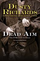 Cover image for Dead aim