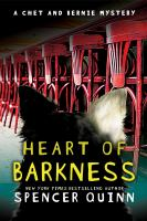 Cover image for Heart of barkness. bk. 9 [sound recording CD] : Chet and Bernie mystery series