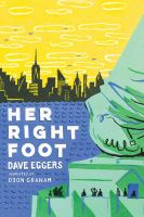 Cover image for Her right foot