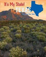 Cover image for Texas : the Lone Star State