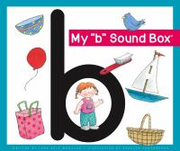 "Cover image for My ""b"" sound box"