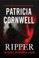 Cover image for Ripper : the secret life of Walter Sickert